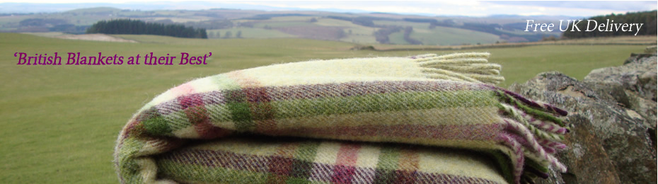 british blankets settle lime blanket