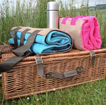 picnic blankets fleece tweed waterproof picnic blankets
